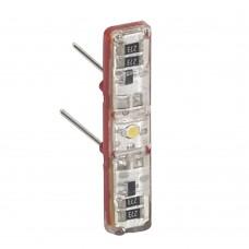 signálka pre signalizačné podsvietenie 230V Legrand 67688