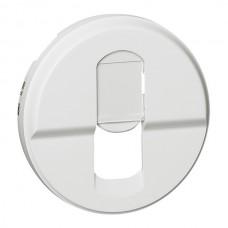 biela krytka Legrand Céliane 68251 pre dátovú zásuvku