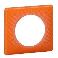1rámik oranžový graph klasik Legrand Céliane 66651