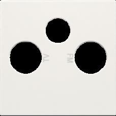 white krytka Niko original/intense 101-69551 pre SAT zásuvku