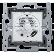 otočný univerzálny stmievač pre LED zdroje a žiarovky Niko 310-01900 spodok