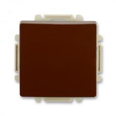 vypínač č.1 ABB Swing 3557G-A01340 H1 hnedý
