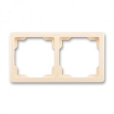 2rámik krémový ABB Swing 3901G-A00020 C1