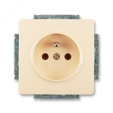 zásuvka ABB Swing 5518G-A02349 C1 krémová
