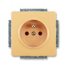 zásuvka ABB Swing 5518G-A02349 D1 béžová