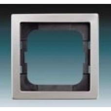 1rámik ušľachtilá oceľ ABB Future linear 1754-0-4317 kovový