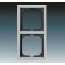 2rámik ušľachtilá oceľ ABB Future linear 1754-0-4318 kovový