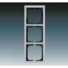 3rámik ušľachtilá oceľ ABB Future linear 1754-0-4319 kovový