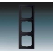 3rámik machová čierna ABB Future linear 1754-0-4421
