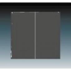 antracitová krytka ABB Future linear 3559B-A0065281 pre vypínače č. 5 a 5b