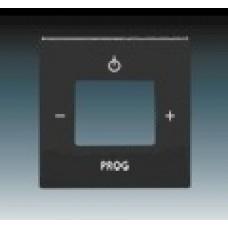 antracitová krytka ABB Future linear 8200-0-0050 pre FM tuner
