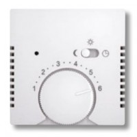 kryt termostatu otočného ABB Basic55 1710-0-3867 biely