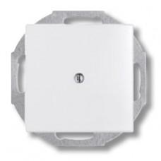 kryt zalepovací ABB Basic55 1715-0-0312 biely