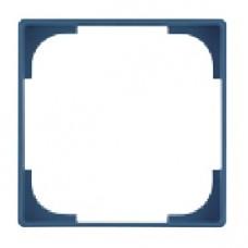 dekoratívny medzirámik ABB Basic55 1726-0-0222 tmavomodrý