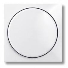 kryt stmievača otočného ABB Basic55 6599-0-2928 biely