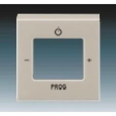 macchiato krytka ABB Levit 3299H-A40200 18 pre FM tuner a internetové rádio