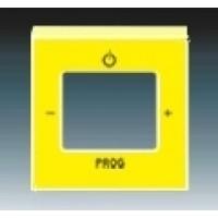 žltá krytka ABB Levit 3299H-A40200 64 pre FM tuner a internetové rádio