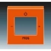 oranžová krytka ABB Levit 3299H-A40200 66 pre FM tuner a internetové rádio
