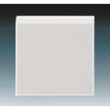 šedá/biela krytka ABB Levit 3559H-A00651 16 pre vypínače č.1,6,7 a tlačidlo