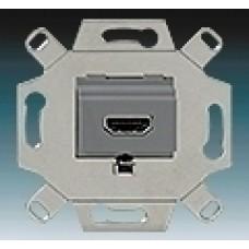 HDMI zásuvka komunikačná ABB 0230-0-0432