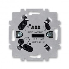 spínací prístroj termostatu alebo spínacích hodín ABB Tango 3292U-A00003