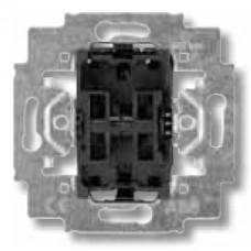 vypínač č.5b, 6+6 ABB Tango 3559-A52345  prístroj bezskrutkový