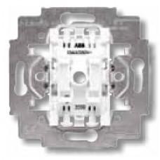 dvojitý ovládač (tlačidlo) č.1/0 ABB Tango 3559-A87345 prístroj bezskrutkový