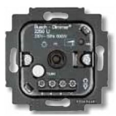 stmievač otočný 60-600W ABB 6515-0-0704 prístroj s tlačidlovým ovládaním