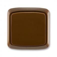 vypínač č.6 ABB Tango 3558A-06940 H hnedý kompletný IP44