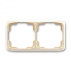 2rámik slonová kosť ABB Tango 3901A-B20 C vodorovný