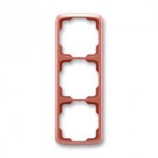 3rámik vresový červený ABB Tango 3901A-B31 R2 zvislý