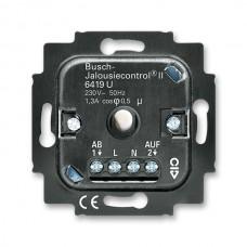 žalúziový spínač komfortný ABB 6410-0-0390