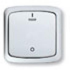 trojpólový spínač (sporákový) 400V/16A ABB Tango 1011-0-0816 CZ kompletný prístroj biely