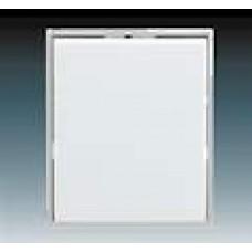 ľadovo biela krytka ABB Time 3558E-A00651 01