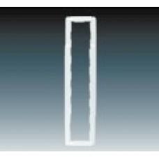 4rámik biely ABB Time 3901F-A00141 03 zvislý