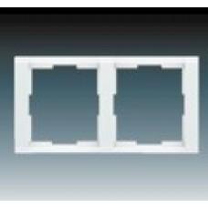 2rámik biely ABB Time 3901F-A00120 03
