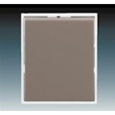lungo/mliečna biela krytka ABB Time 3558E-A00651 26
