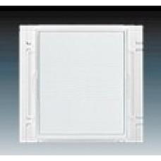 biela záslepka ABB Time 3902E-A00001 03