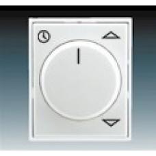 biela krytka pre komfortný žalúziový spínač ABB Time 3294E-A00110 03