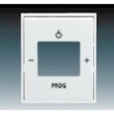 biela/biela krytka ABB Time 3299E-A40200 03 pre FM tuner