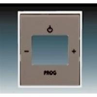 lungo/mliečna biela krytka ABB Time 3299E-A40200 26 pre FM tuner
