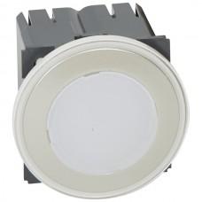 vstavané núdzové zálohované LED orientačné svietidlo Legrand Céliane 67653 na 230V
