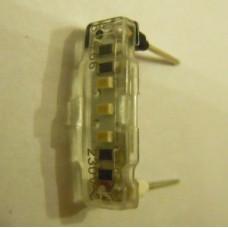 signálka pre orientačné podsvietenie 230V Legrand Céliane 67666