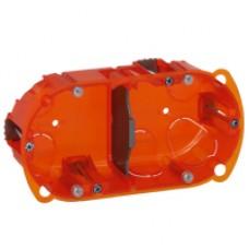 inštalačná krabica batibox pre 5 modulov Céliane 80122 ( RDS tuner, Termostat...) univerzálna