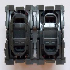 vypínač č.5 Legrand Céliane 2x67002 prístroj