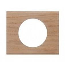 1rámik drevený dub bielený Legrand Céliane 69051