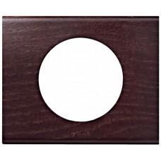 1rámik drevený Wenge farbené Legrand Céliane 69201