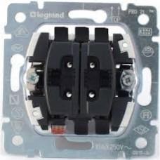 žalúziový spínač Legrand Galealife 775804 prístroj