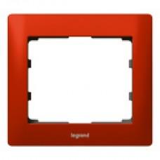 1rámik kovový červený Legrand Galealife 771901