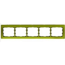 5rámik kovový zelený Legrand Galealife 771925 vodorovný